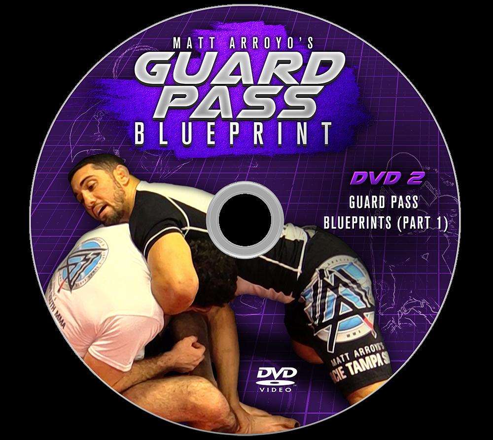 Matt arroyos guard pass blueprint dvd 2 guard pass blueprints part 1 malvernweather Image collections
